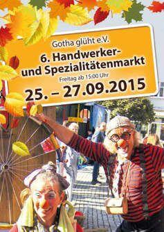 Herbstmarkt & Metallgestaltertreffen!