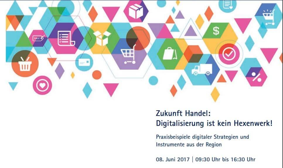 Zukunft Handel: Digitalisierung ist kein Hexenwerk!