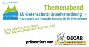 EU Datenschutz Grundverordnung – Themenabend @ The Londoner  | Gotha | Thüringen | Deutschland